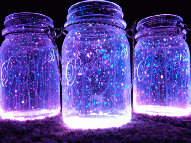 potes de estrelas ou vagalumes para festas (1)