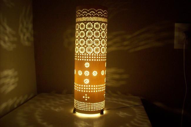 Como Fazer Luminaria De Cano Pvc Tv Artesanato Passo A Passo