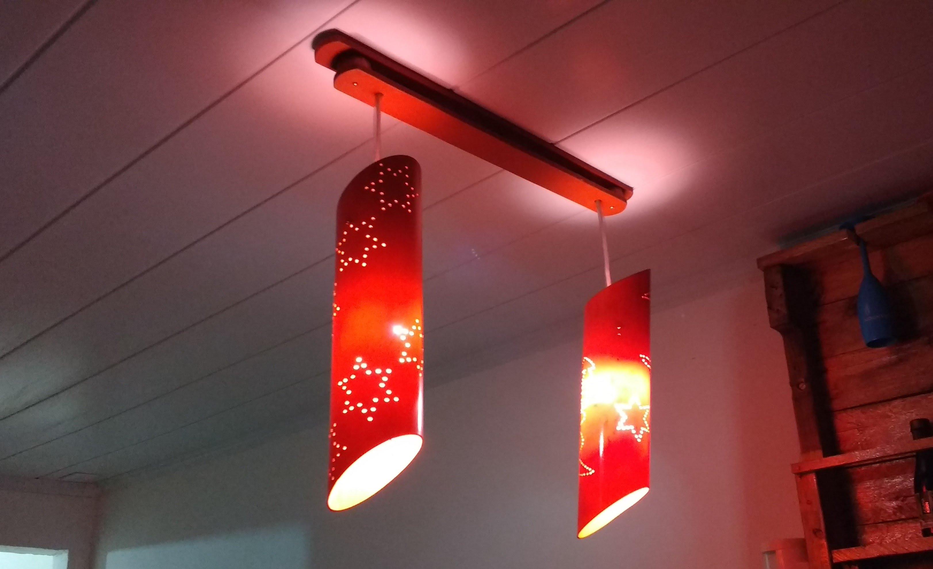 luminárias de cano pvc veja aqui como fazer