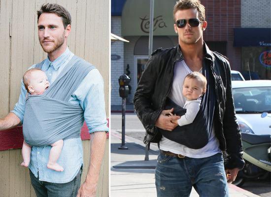 como usar sling para bebÊ