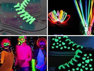 tênis que brilha neon (7)