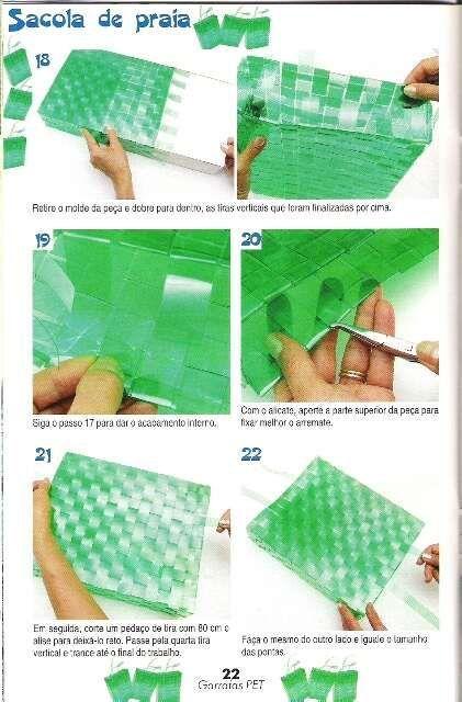 como fazer um filetador de garrafa pet